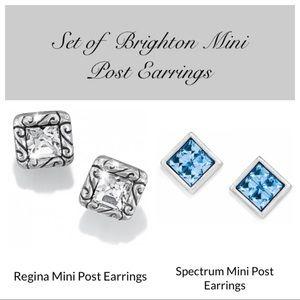 Set of Brighton Stud Earrings